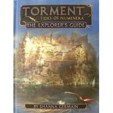 Torment: Tides of Numenera: Explorer's Guide HC