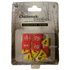 Outbreak: Undead  Second Edition: Game Master's Tokens