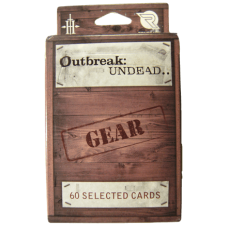 Outbreak: Undead  Second Edition: Gear Deck