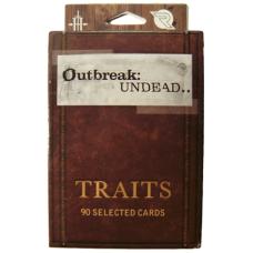 Outbreak: Undead  Second Edition: Trait Deck