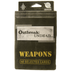 Outbreak: Undead  Second Edition: Weapons Deck