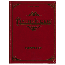Pathfinder 2nd Edition: Bestiary Special Edition