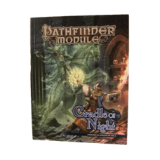 Pathfinder Module: Cradle of Night SC