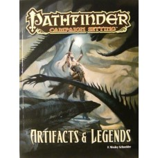 Pathfinder Campaign Setting: Artifacts & Legends (SC)