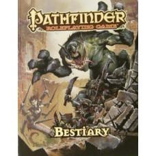 Pathfinder Beastiary (SC)