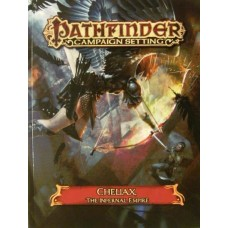 Pathfinder Campaign Setting: Cheliax, the Infernal Empire (SC)