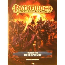 Pathfinder Campaign Setting: Path of the Hellknight (SC)