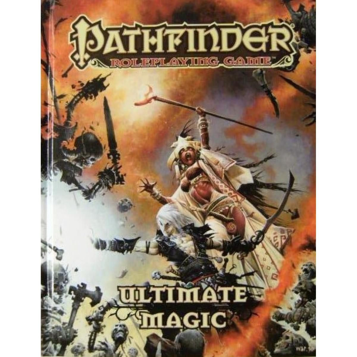 Pathfinder: Ultimate Magic HC