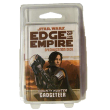 Star Wars: EoE: Bounty Hunter Gadgeteer Specialization Deck