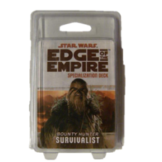 Star Wars: EoE Bounty Hunter Survivalist Specialization Deck