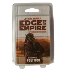 Star Wars: EoE: Colonist Politicio Specialization Deck
