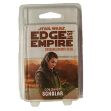 Star Wars: EoE: Colonist Scholar Specialization Deck
