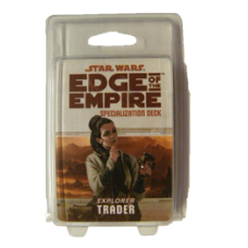 Star Wars: EoE: Explorer Trader Specialization Deck