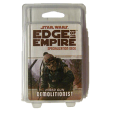 Star Wars: EoE: Hired Gun Demolitionist Specialization Deck
