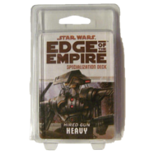 Star Wars: EoE: Hired Gun Heavy Specialization Deck