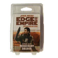 Star Wars: EoE: Hired Gun Mercenary Specialization Deck