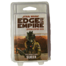 Star Wars: EoE: Technician Slicer Specialization Deck