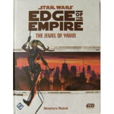 Star Wars Edge of the Empire: The Jewel of Yavin HC