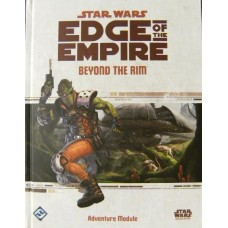Star Wars: Edge of the Empire: Beyond the Rim HC