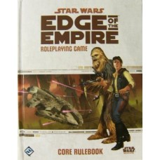 Star Wars: Edge of the Empire Core Rulebook HC