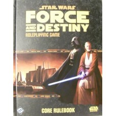 Star Wars: Force and Destiny Core Rulebook HC