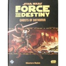 Star Wars: Force and Destiny: Ghosts of Dathomir HC