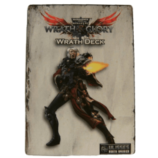 Warhammer 40K: Wrath & Glory: Wrath Deck