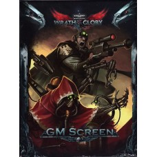 Warhammer 40K: Wrath & Glory: GM Screen