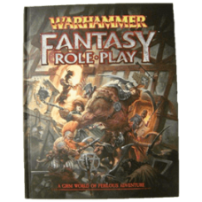 Warhammer Fantasy RPG Rulebook 4th Edition HC