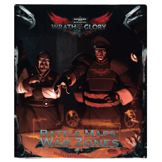 Warhammer 40K: Wrath & Glory: Battle Map