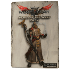 Warhammer 40K: Wrath & Glory: Perils of the Warp Deck