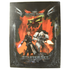 Warhammer 40K: Wrath & Glory: Starter Set