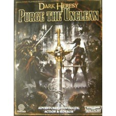 Warhammer Dark Heresy: Purge The Unclean SC