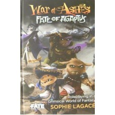 War of Ashes: Fate of Agaptus HC