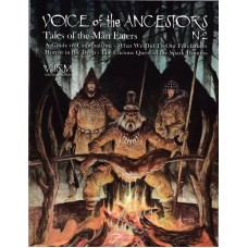 Wurm: Voice of the Ancestors Vol 2: Tales of the Man Eaters