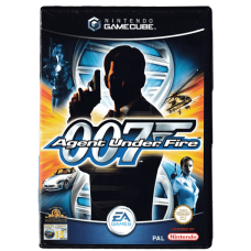 007 Agent Under Fire for Nintendo Gamecube