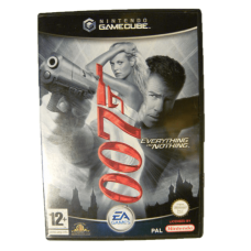 007 Everything Or Nothing for Nintendo Gamecube