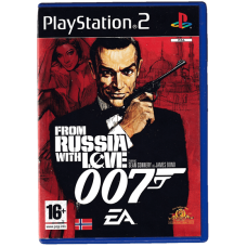 007 From Russia With Love for Playstation 2