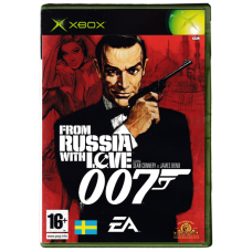 007 From Russia With Love for Xbox