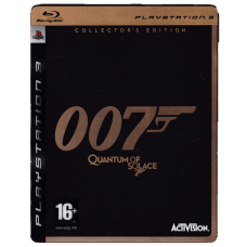 007 Quantum of Solace Collector's Edition for Playstation 3