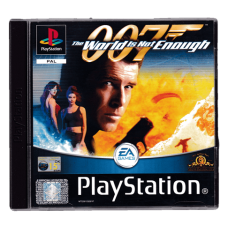 007 The World Is Not Enough for Playstation 1