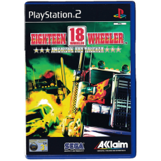 18 Wheeler: American Pro Trucker for Playstation 2