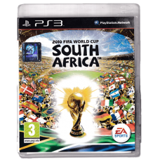 2010 Fifa World Cup South Africa for Playstation 3