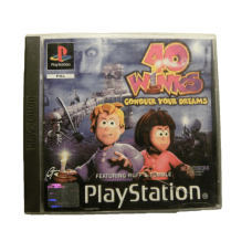 40 Winks for Playstation 1