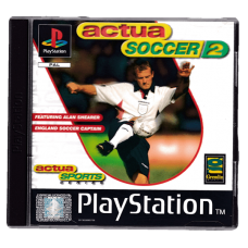 Actua Soccer 2 for Playstation 1