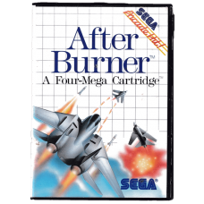 After Burner* for Sega Master System