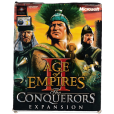 Age of Empires II: Conquerors Expansion for PC
