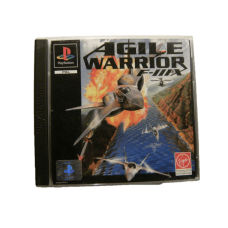 Agile Warrior F-111X for Playstation 1