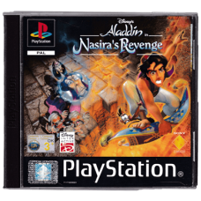 Aladdin: Nasira's Revenge for Playstation 1