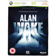 Alan Wake: Limited Collector's Edition for Xbox 360